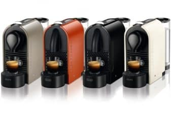 Performance de la machine Nespresso U