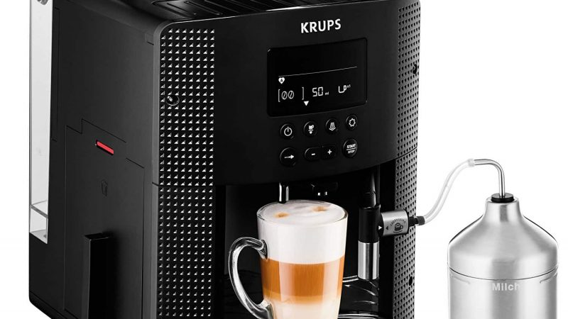 cafetiere krups qualite