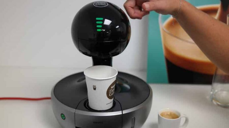 Krups YY2501FD Dolce Gusto - image