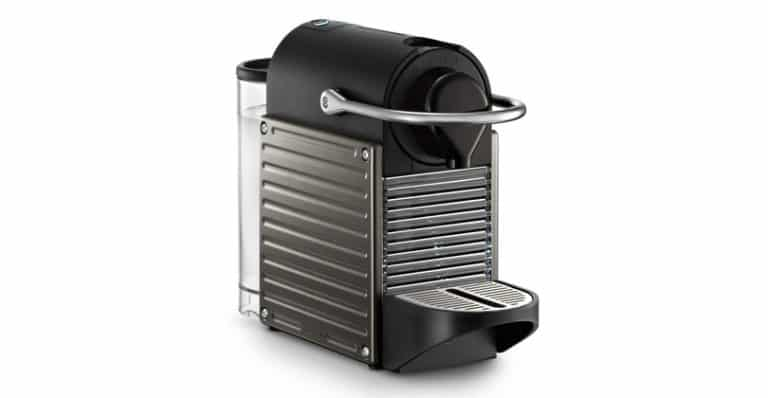détartrage machine a café Nespresso Pixie