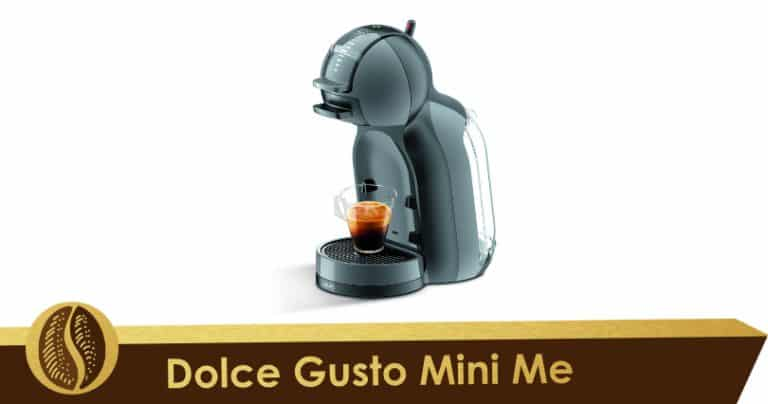 machine à café Dolce Gusto Mini me