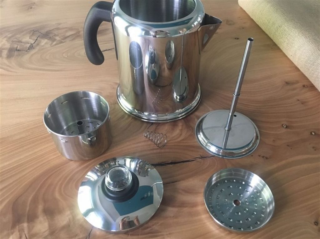 Comment utiliser un percolateur pour faire du café